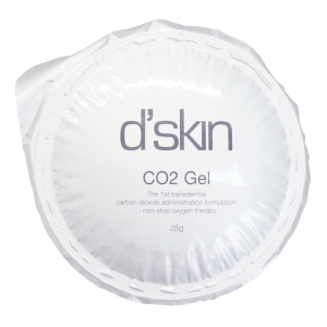 CO2-Gel-Masque