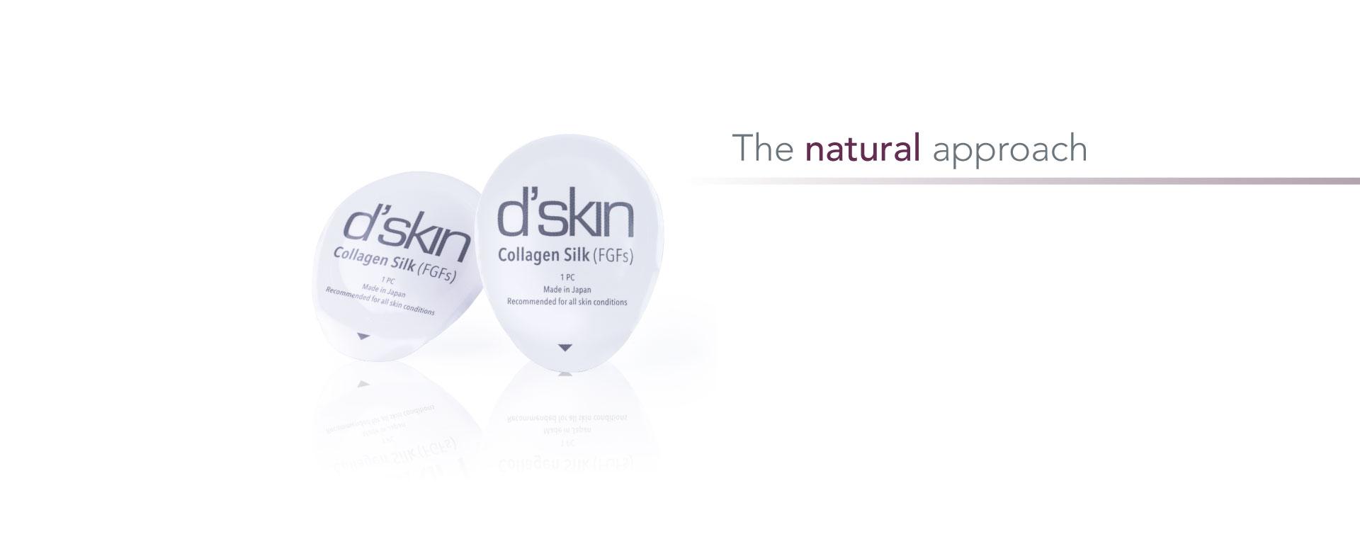 Collagen-Silk